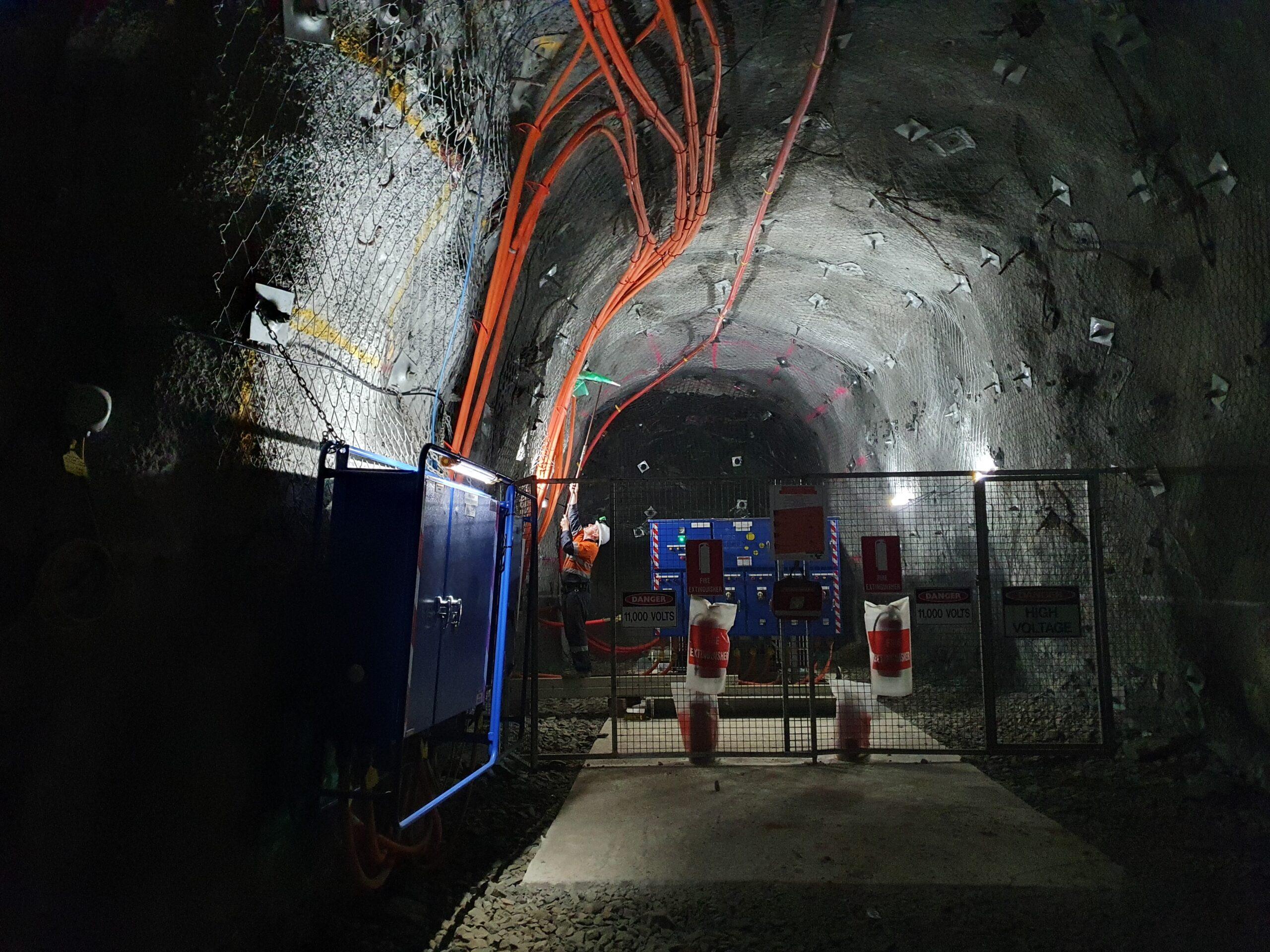 underground panels
